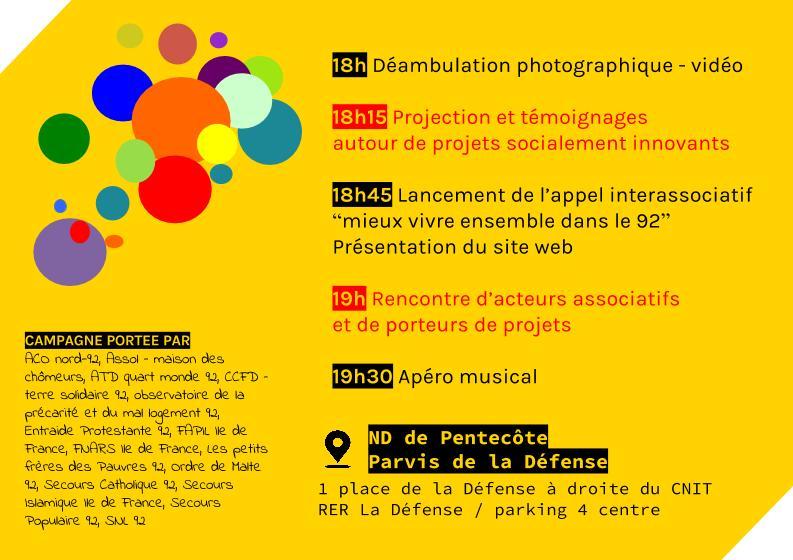 Invitation lancement campagne 051115